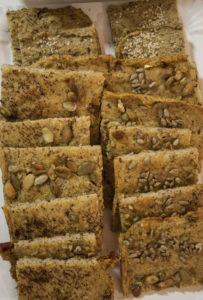 chlebki jaglano-gryczne bgl
