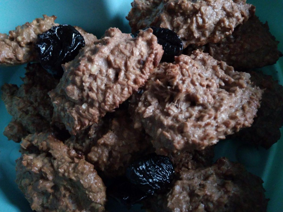 Zdrowe i pyszne ciasteczka poświąteczne ;)