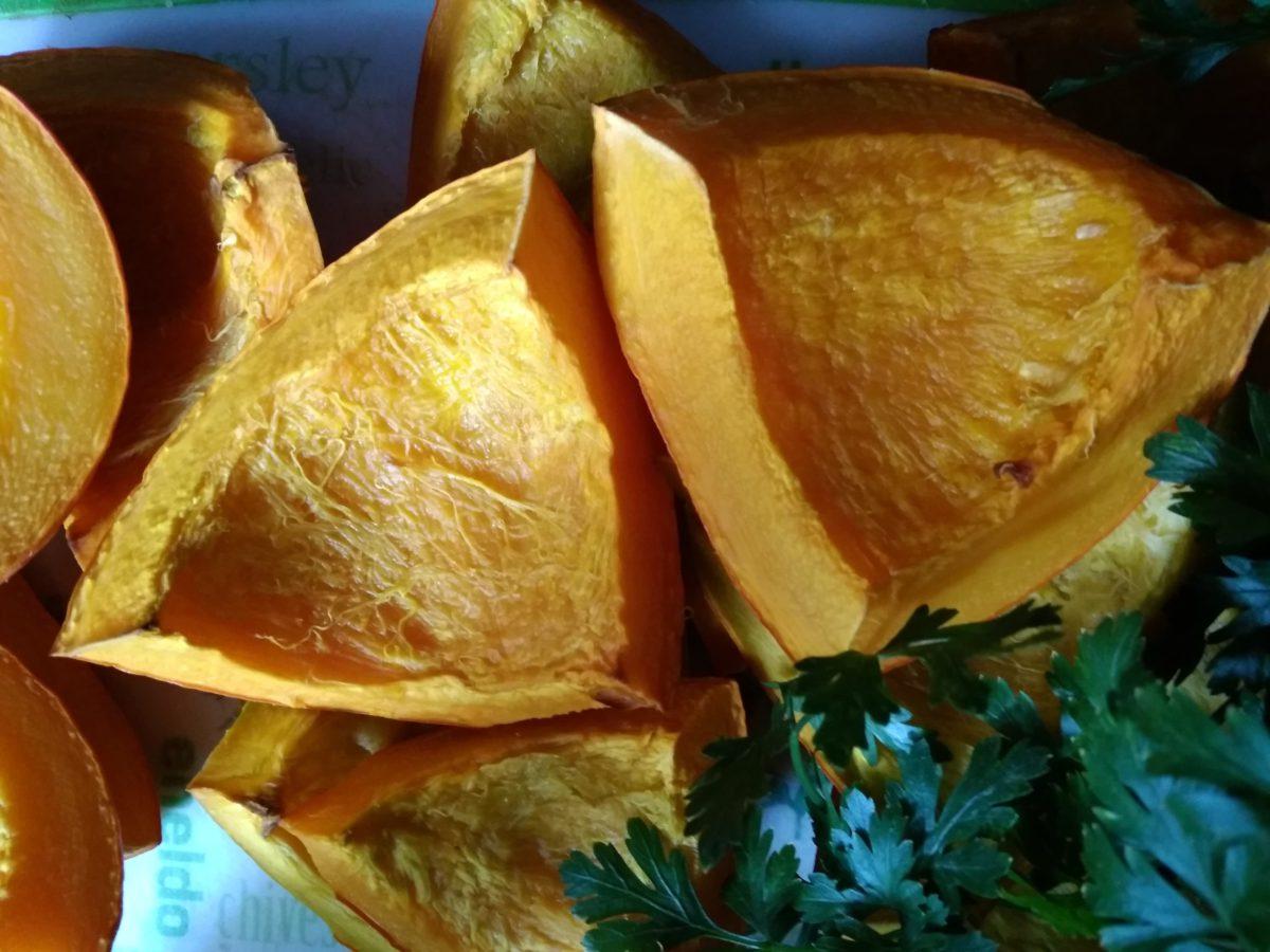 Zupa dyniowo-kokosowa