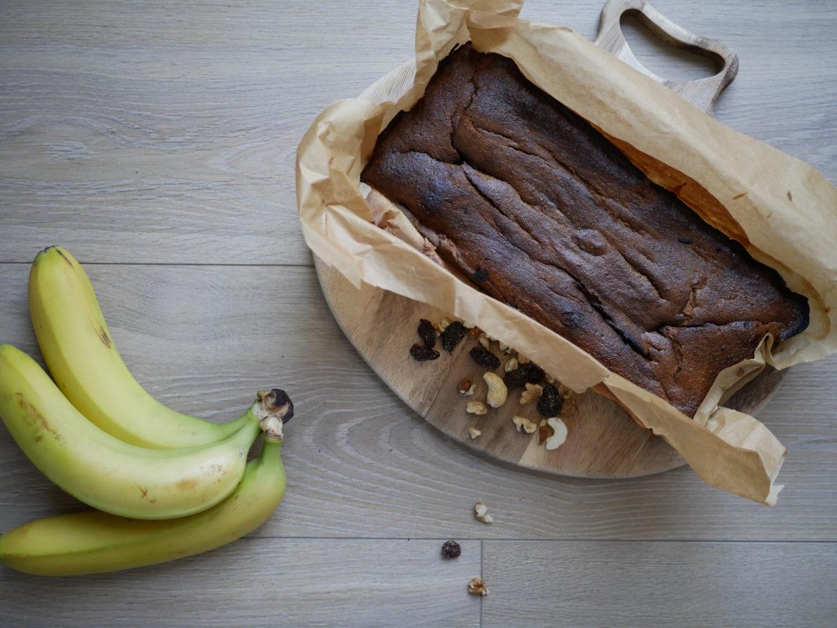 Chlebek bananowy