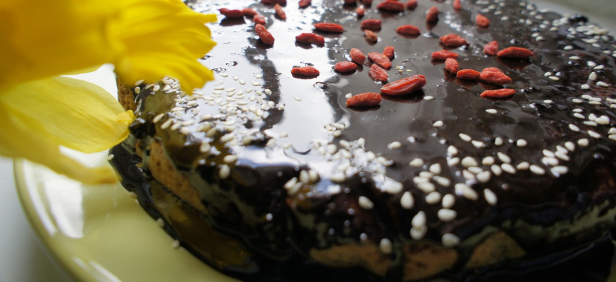 Ciasto migdałowe  *love