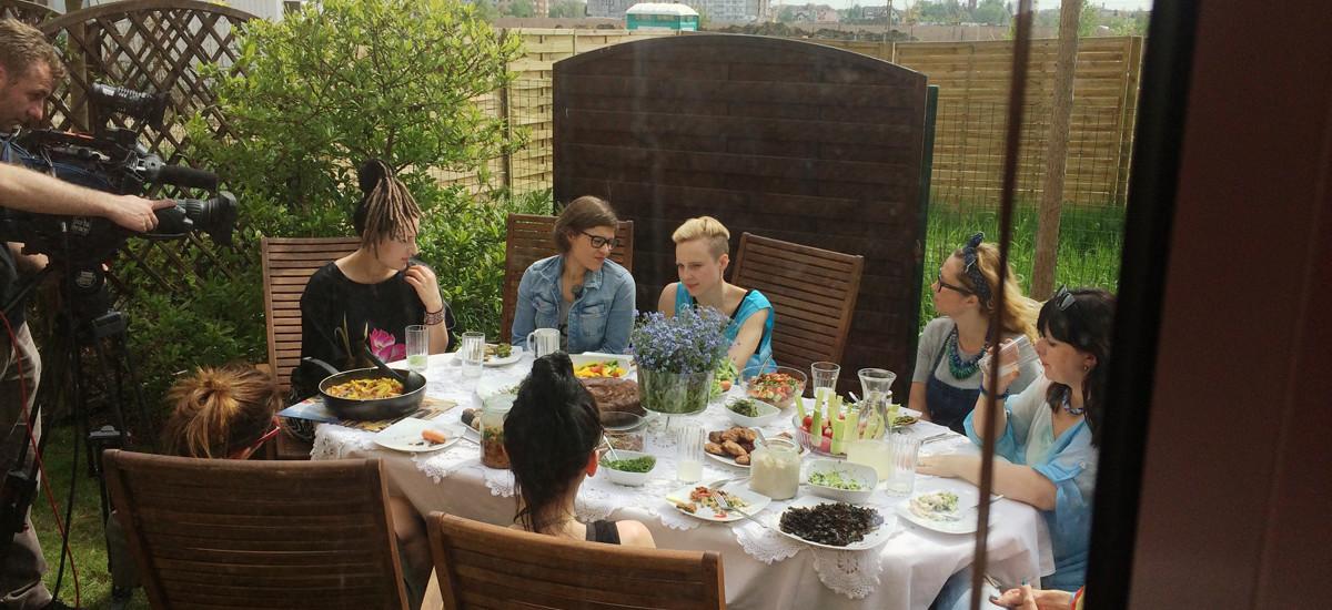 Warsztaty zdrowego i smacznego gotowania, czyli krok po kroku zmieniamy nasze nawyki żywieniowe.