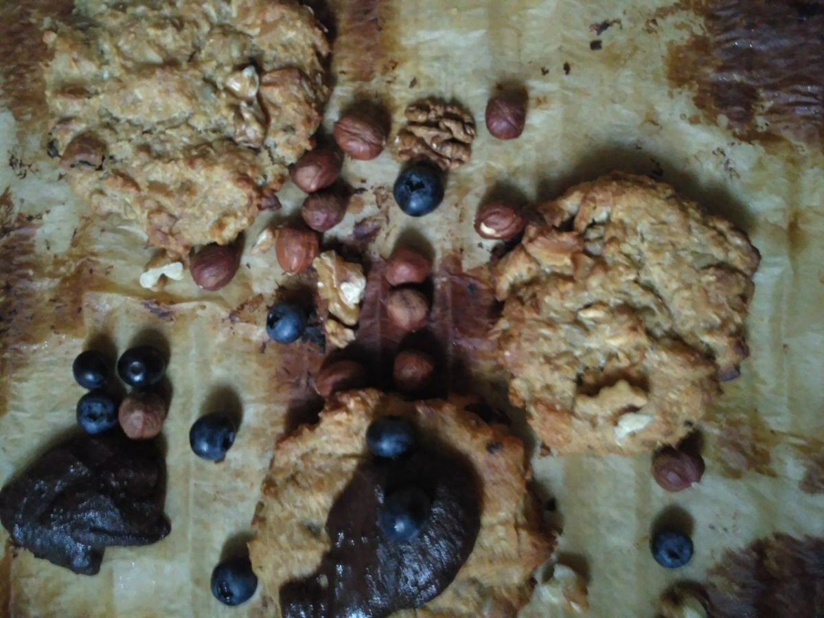 Najlepsze domowe ciasteczka